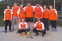 Female players needed for co-ed softball league in Scarborough