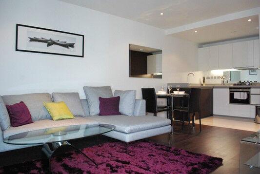 Luxury 1 bed BALTIMORE WHARF CANARY WHARF E14 CROSSHARBOUR SOUTH/HERON QUAY DOCKLANDS