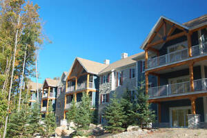 Bromont condo à louer for rent ski-in ski-out , court/long terme