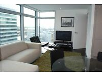# Beautiful 2 bed 2 bath available now in Pan Peninsula Square on the 17th floor - call now!!