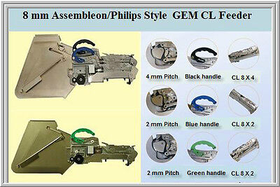 Philips Assembleon GEM  FEEDERS NEW Yamaha CL