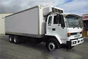 Isuzu FVR950 Refrigerated Waterloo Corner Playford Area Preview