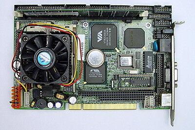 Axiomtek Sbc8260 Single Board Computer Sbc Intel Celeron A6 Flexible Pga370