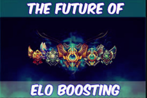 League of legends ELOBOOST