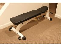 Cubex Commercial Heavy Duty Adjustable Bench