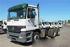 Mercedes Benz 2643 ACTROS Cab chassis Burton Salisbury Area Preview