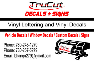 Custom Decals | Kijiji in Edmonton  - Buy, Sell & Save with Canada's
