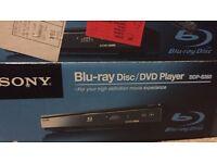 Sony Blu-ray DVD Player BDP-S360