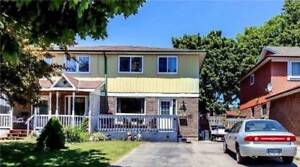 4+1 Bdrm Semi-Detached Home For Sale In Pickering