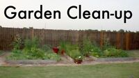 Gardening, Landscaping, Trimming, Cultivating
