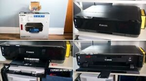 Canon Pixma Photo Printer (With Extra Ink) - LOWERED