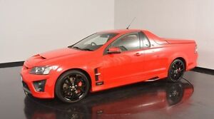 2008 Holden Special Vehicles Maloo E Series MY09 R8 Red 6 Speed Manual Utility Victoria Park Victoria Park Area Preview