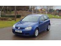 VW Golf Mk5 1.6 FSI, long MOT £1700