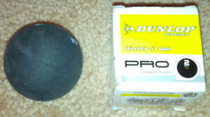 Dunlop Sport #1 Pro Advanced Squash Ball - Never Used Mint