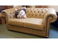 Chesterfield Sofa Ex DISPLAY