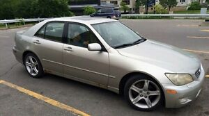 Lexus IS300 **Price drop for Fast sale**