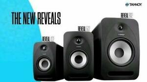 TANNOY REVEAL - STUDIO MONITOR - 4 - 5 - 8- RABAIS DE 10%!