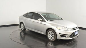 2013 Ford Mondeo MC LX PwrShift TDCi White 6 Speed Sports Automatic Dual Clutch Hatchback Welshpool Canning Area Preview
