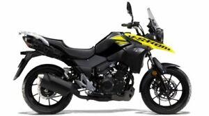 2018 Suzuki V-Strom 250 (DL250A) Road Bike 248cc