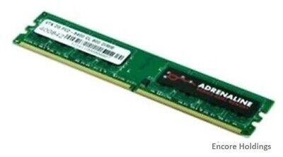 VisionTek Adrenaline Series 900434 2 GB DDR2 SDRAM Memory Module - PC2-6400 -