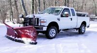 SNOW REMOVAL SERVICES- ICE CONTROL
