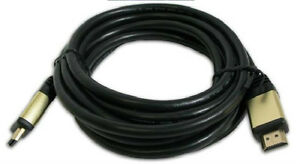 12 ft. TechCraft HDMI v1.4 High-Speed Platinum Cable with Ethern