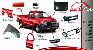 New Discount Replacement Parts-Bumpers,Fenders,Mirrors, Lights +