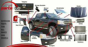 New Discount Replacement Parts- Bumpers Fenders Mirrors Lights Williams Lake Cariboo Area image 2