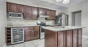 LUXURIOUS TOTALLY PRIVATE ONE BED APARTMENT ON MAIN FLOOR$1,400.