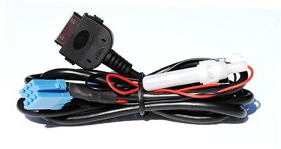 iPod iPhone Auxillary Audio Input Direct to Factory OEM Stereo Radio Aux Adapter ()