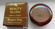 Fashion Fair Blush