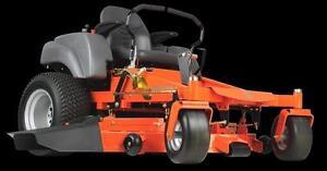 """HUSQVARNA MZ61 Zero Turn 61"""" Estate/Light Commercial Mower"""