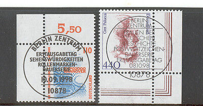 Germany - Lot of canceled Stamps 1998 Hannover Expo 2000, Gret Palucca