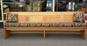 OAK CHURCH PEWS Original excellent condition Ormond Glen Eira Area Preview
