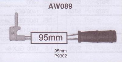 Front/Rear  Brake Pad Wear Sensor for Mercedes