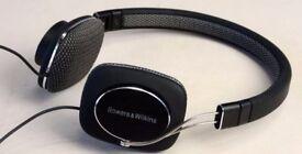 Bowers & Wilkins P3 headphones