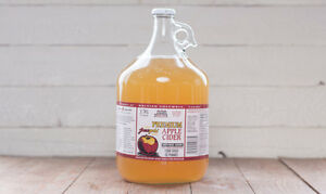 WANTED 3 OR 4 L GLASS CIDER BOTTLES
