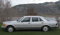 1986 Mercedes-Benz 300-Series Sedan
