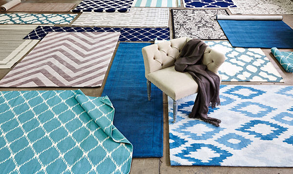 A rug can make or break a room - but how to choose?