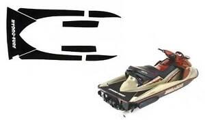 Sea-Doo 03-08 GTX 02-05 GTX 4-TECH 02 GTX DI & RXT Hydroturf kit w 3M PSA HT88