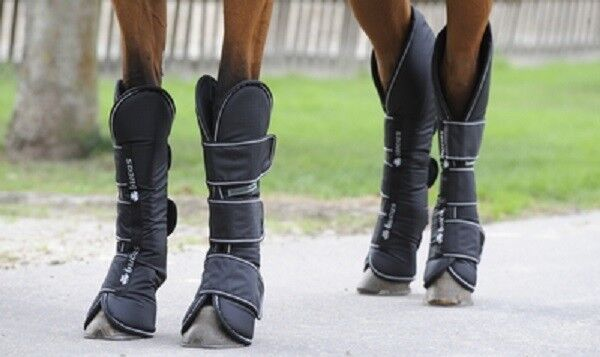 % SONDERAKTION: BUCAS Transportgamaschen FREEDOM Boots Gr. PONY, WB o.VB -NH