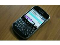 BlackBerry 9900 classic smart phone