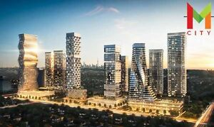 M CITY IS FINALLY HERE - GORGEOUS MISSISSAUGA CONDOS FOR SALE