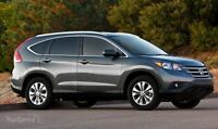 2013 Honda CR-V EX SUV FWD  jamais accidentais lease take over