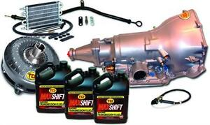 Street Rodder Transmission Package - Chevrolet V8 V6
