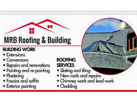 flat roof specialist, slater, new roofs , rendering