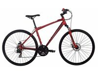 Diamond Back Contra 2 Hybrid Bike (Red), Excellent Condition