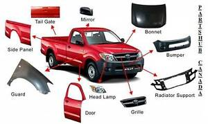 Canadian Auto-Body Parts- Bumpers, Fenders, Mirrors, Radiators