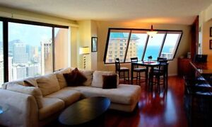 Stunning Ocean and Diamond Head View Luxury Condo