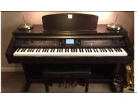 (SOLD) Yamaha Clavinova cvp 301 digital piano